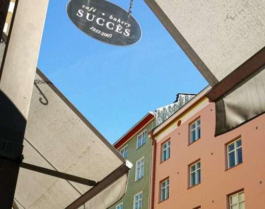 Café Succes, Helsinki Finland