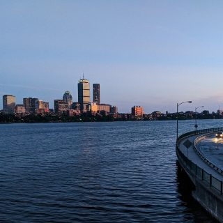 I haven't crossed the Longfellow Bridge since the BeforeTimes. On May 8, the day I should be fully vaccinated, I have plans to do so. The anticipation has me smiling, in a way that reminds me of an earlier time in my life. Link in bio.